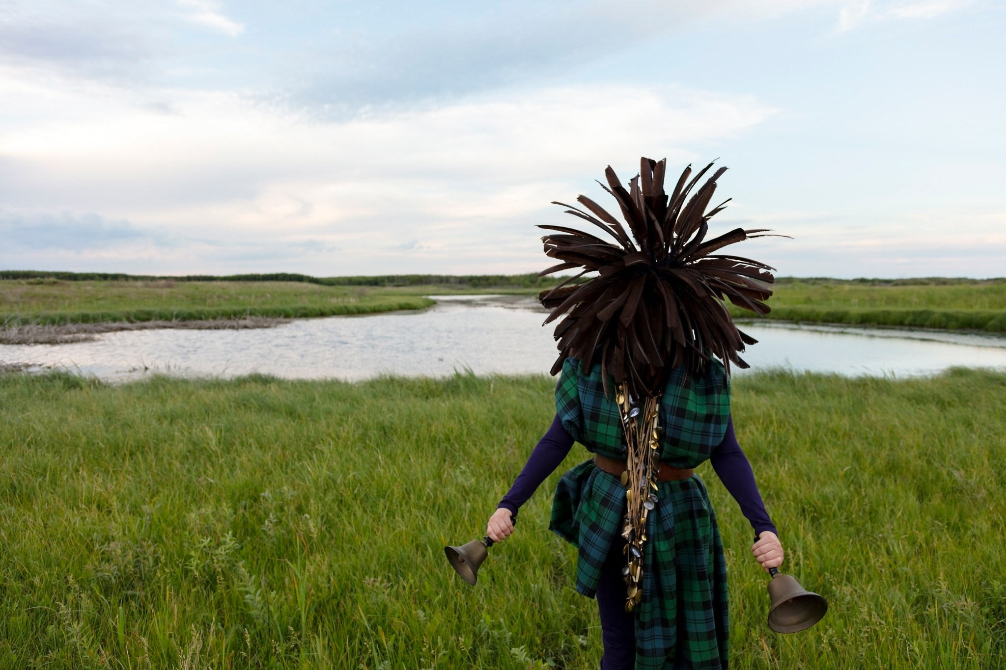 From a Still Unquiet Place by Meryl McMaster